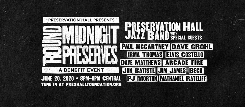 'Round Midnight Preserves Benefit